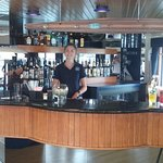 The small onboard bar
