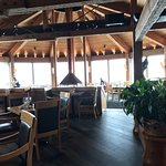 Foto de The Pointe Restaurant at the Wickaninnish Inn