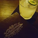 """""""In A Pickle"""" - a go to favorite drink at Planter's House!"""