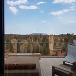 Balcony - Longitude 131 Photo