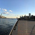 Foto Hoboken Waterfront Walkway