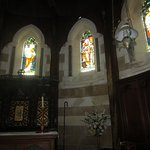 Stained Glass at St Barnabas Church