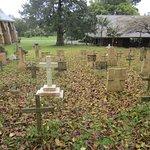 Memorial Garden at St Barnabas Church
