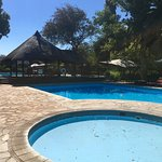 Pool - Mokuti Etosha Lodge Photo
