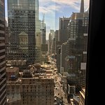 Window View - Sheraton New York Times Square Hotel Photo