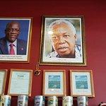 Bild från Wamama Kahawa Coffee Roasters