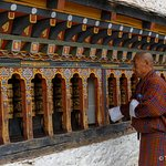 Photo of Changangkha Lhakhang