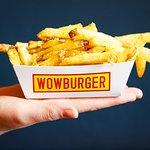 Wowburger fries