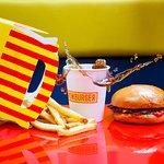 Wowburger kids meal deal