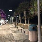 Φωτογραφία: Myrtle Beach Boardwalk & Promenade