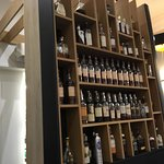 Some of the special wines & cognacs