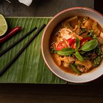 Jungle Chicken Curry
