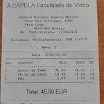 Foto van A Capela - Faculdade do Vinho