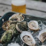 BYOB and pair oysters with your favorite cold one!