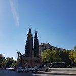 Photo de Monumento a Mosen Jacint Verdaguer