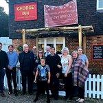 The George Inn لوحة