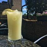 Home made traditional lemonade