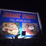 Foto van Snack Tonoi
