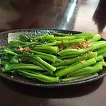 Gotta have your gailan/veggies