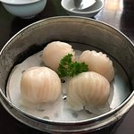 Har gow...so darn good!(thinner skin for the win)