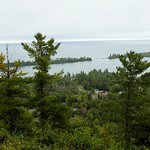 Copper Harbor Scenic Overlook