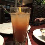 This drink was undrinkable - I think the pineapple juice had gone rancid - waitress never asked