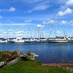 Marina in Bayfield, WS near Maggie's Restaurant