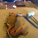 Foto de Crab Corner Maryland Seafood House