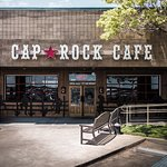 Caprock Cafe in Rockridge Plaza, 82nd & Slide