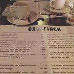 Фотография Ox and Finch