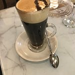 Tia Maria coffee