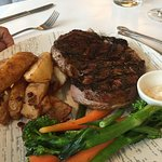 Capital bistro scotch fillett steak