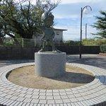 Photo of Conan Bronze Statue