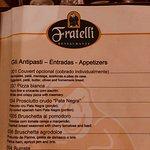 صورة فوتوغرافية لـ Fratelli