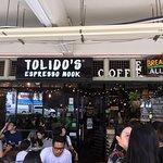 Photo de Tolido's Espresso Nook