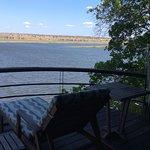 Balcony - Chobe Water Villas Photo