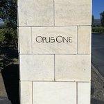 Bild från Opus One Winery