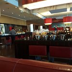ภาพถ่ายของ Lobby Cafe at Budapest Marriott Hotel