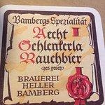 Photo de Schlenkerla, the historic smoked beer brewery