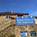 Bilde fra Eastnor Pottery & The Flying Potter