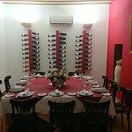 Salón privado para eventos empresariales o familiares, 12 personas
