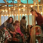 Membership = unlimited carousal rides. Fun for all ages!