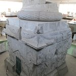 The base of the Trajan's Column