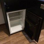 Leeg koelkastje en functioneerde prima.