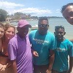 Team parasailing
