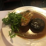 Chicken and blackpudding
