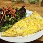 omelette diner