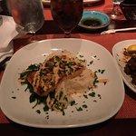 Grilled Salmon (Taze Somon)