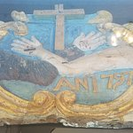 restos de retablo del siglo XVII