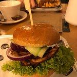 Delhi Clucker burger
